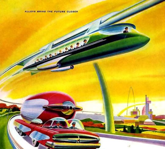 Transportation of the Future, 1958