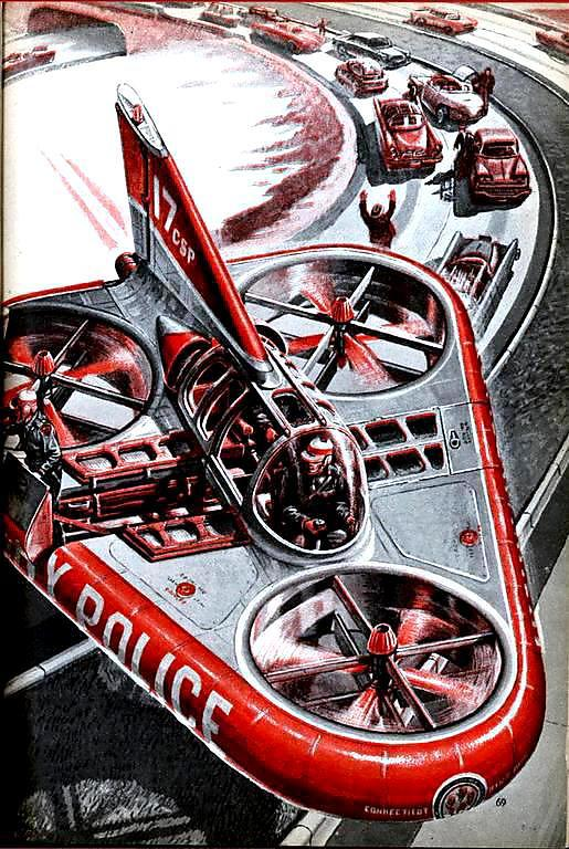 Copter Cops (Nov, 1958) Source Mechanix Illustrated